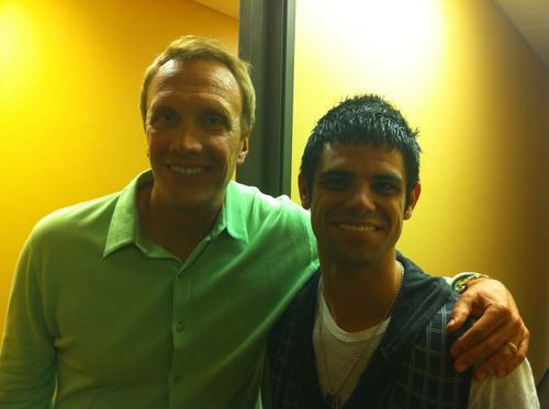 Ed and Steven Furtick